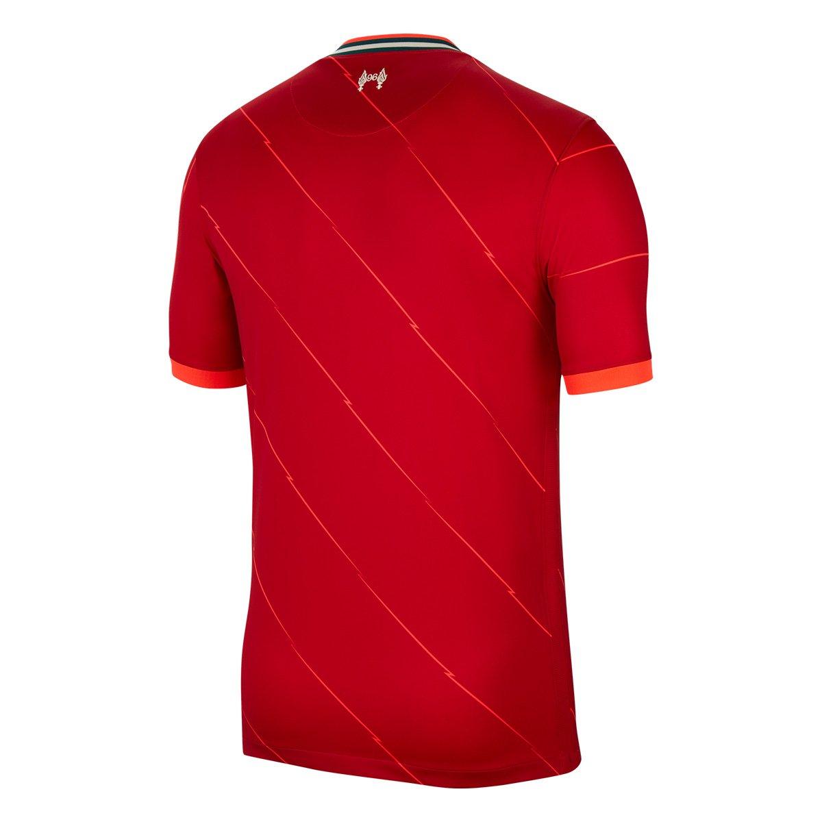 Camisa Liverpool I 21/22 NIKE
