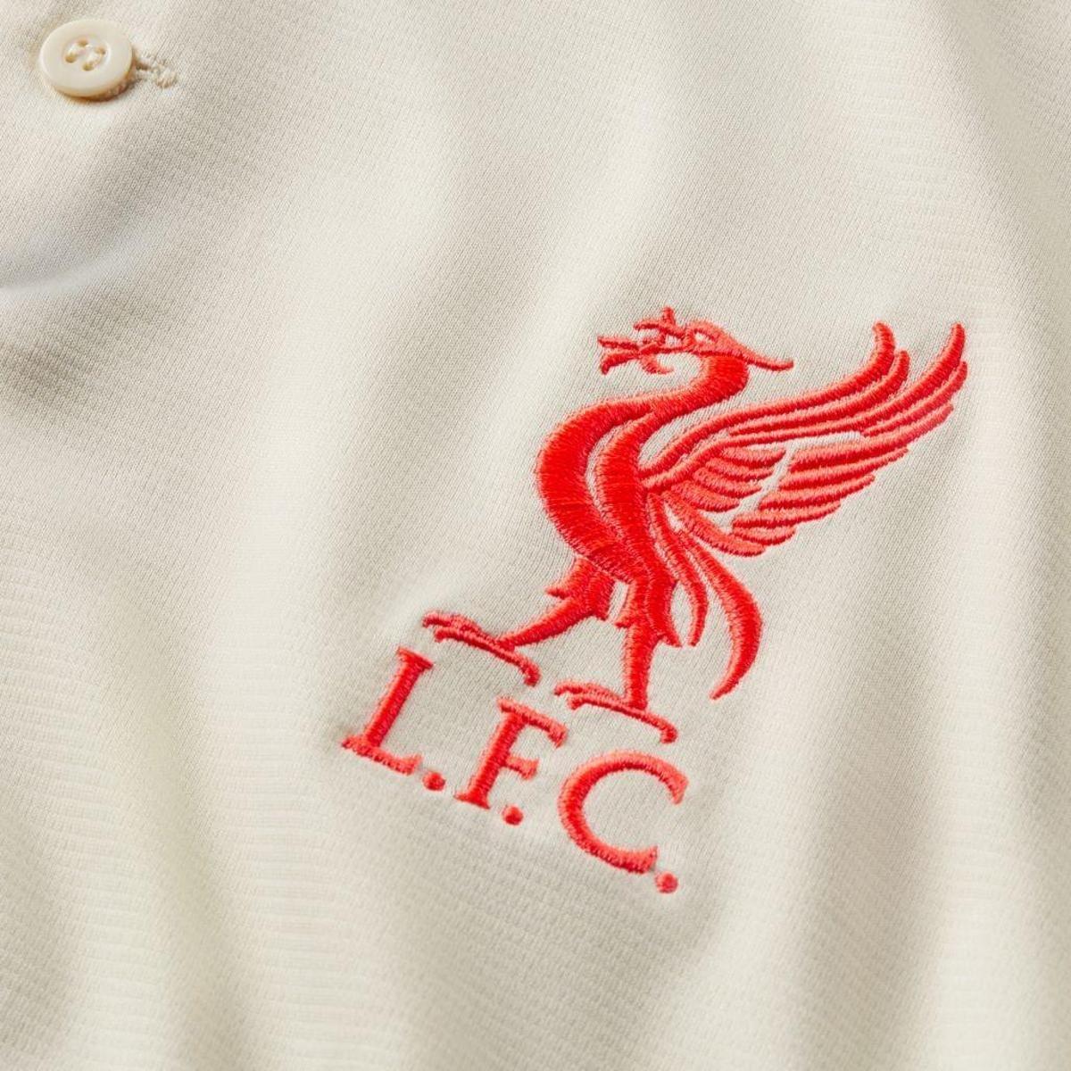 Camisa Liverpool II 21/22 NIKE