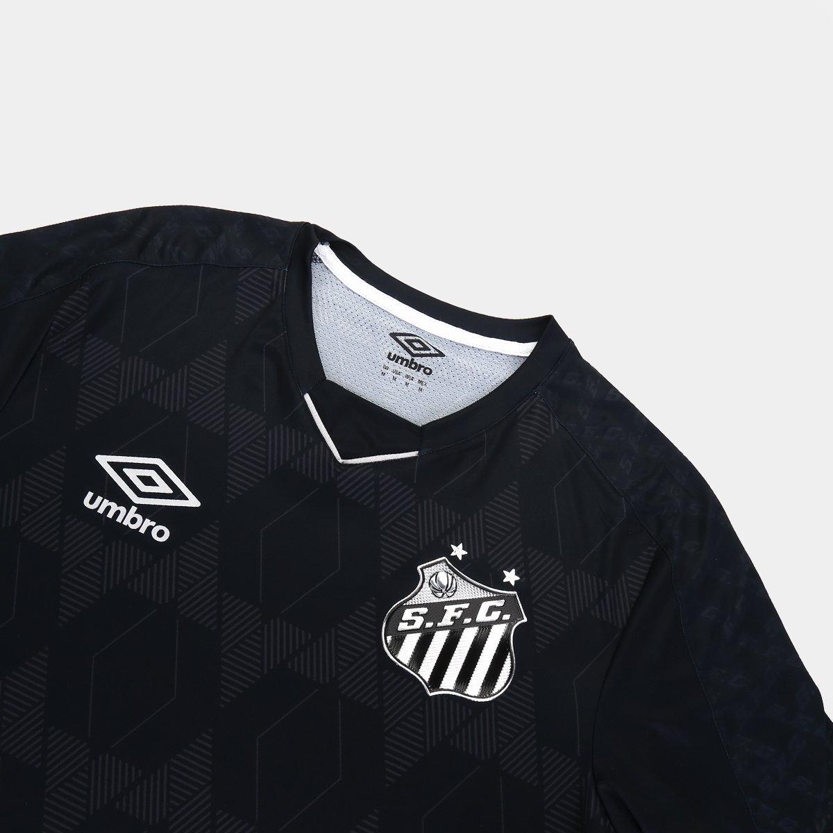 Camisa Santos III Umbro Oficial 21/22
