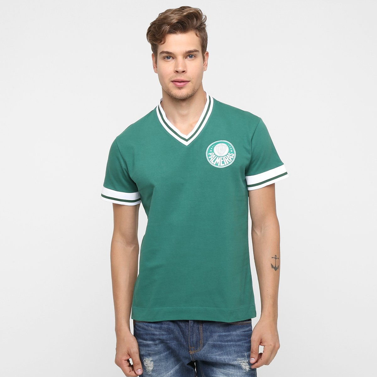 Camisa Palmeiras 1914 vintage