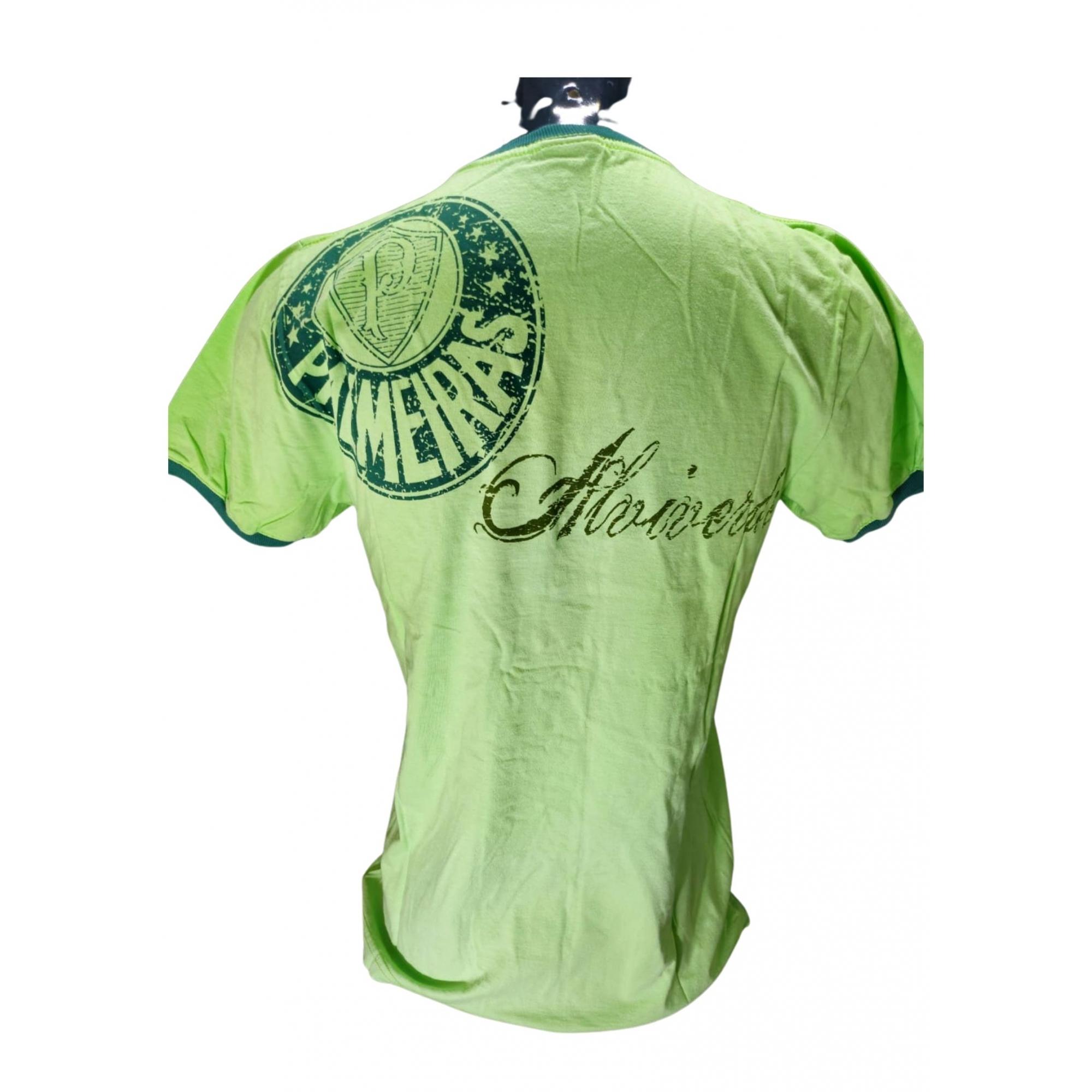 Camisa Palmeiras alviverde
