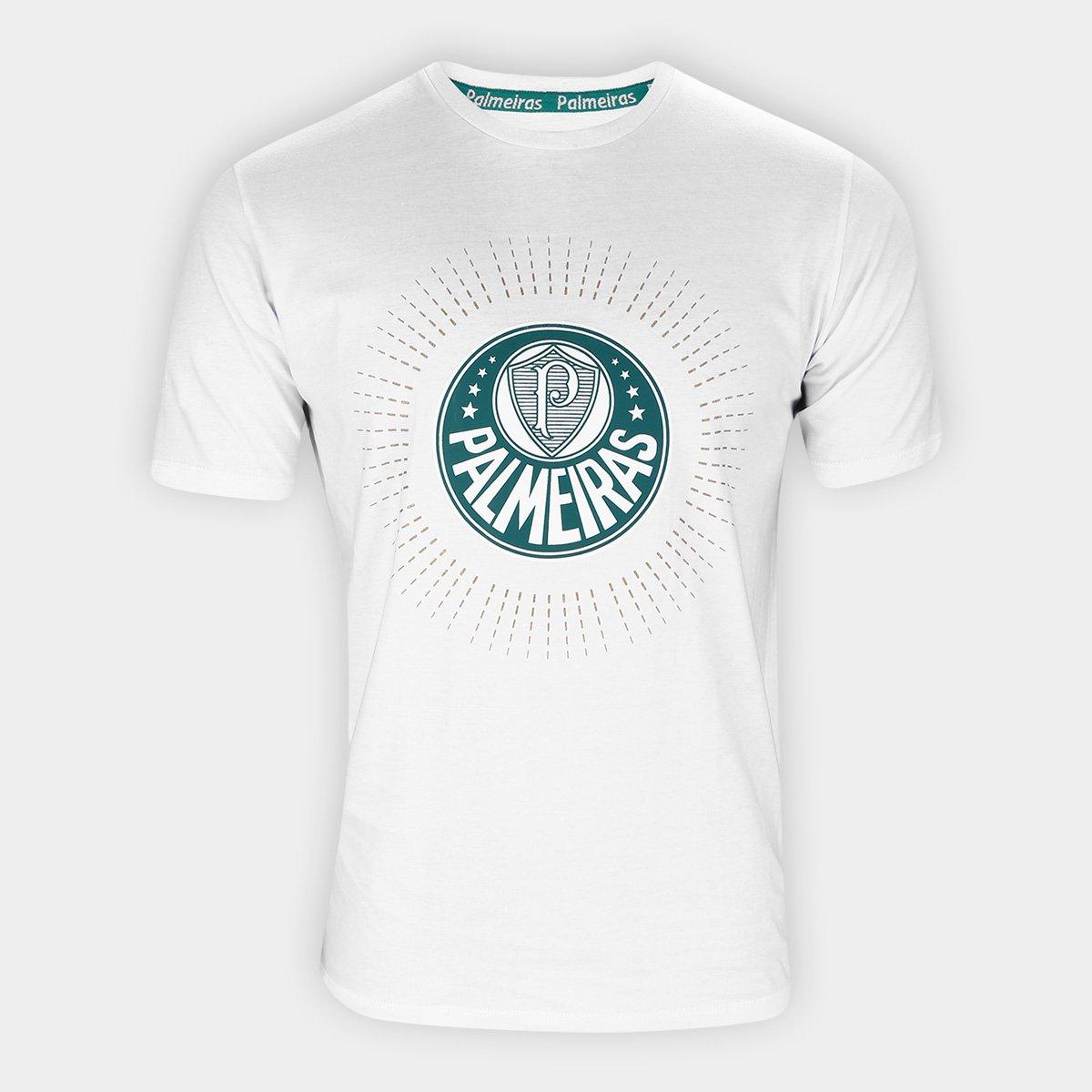 Camisa Palmeiras escudo glória licenciada MELTEX