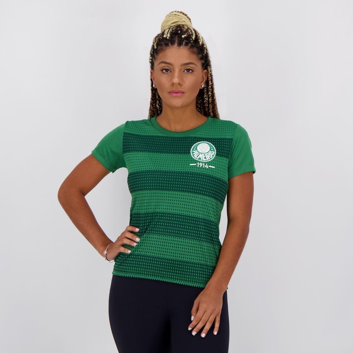 Baby Look Palmeiras Classic SPR
