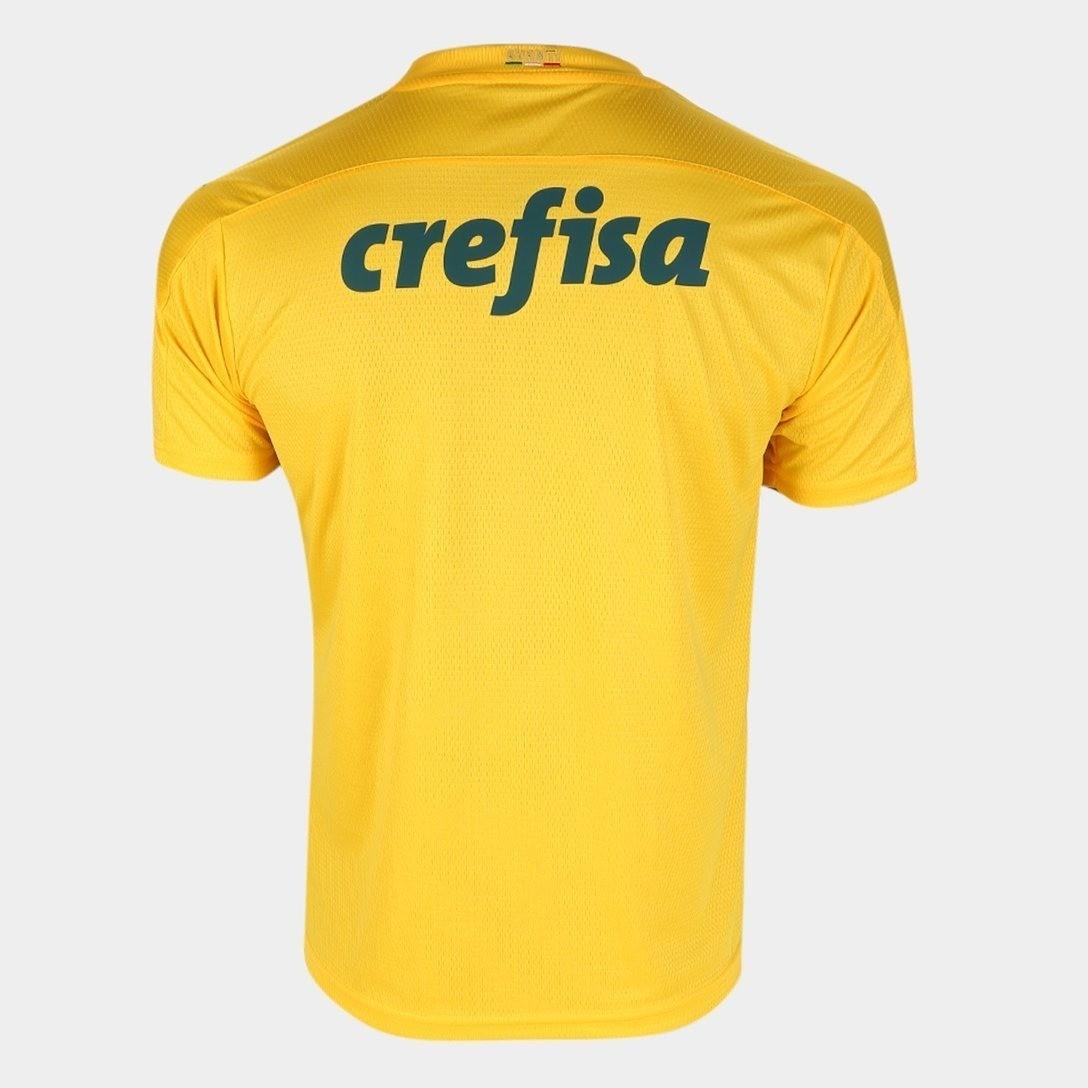 Camisa Palmeiras goleiro I PUMA