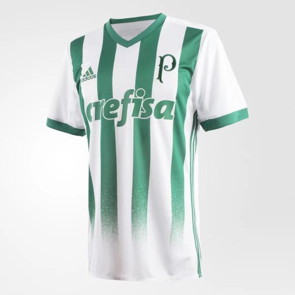 Camisa Palmeiras II 2017 Adidas