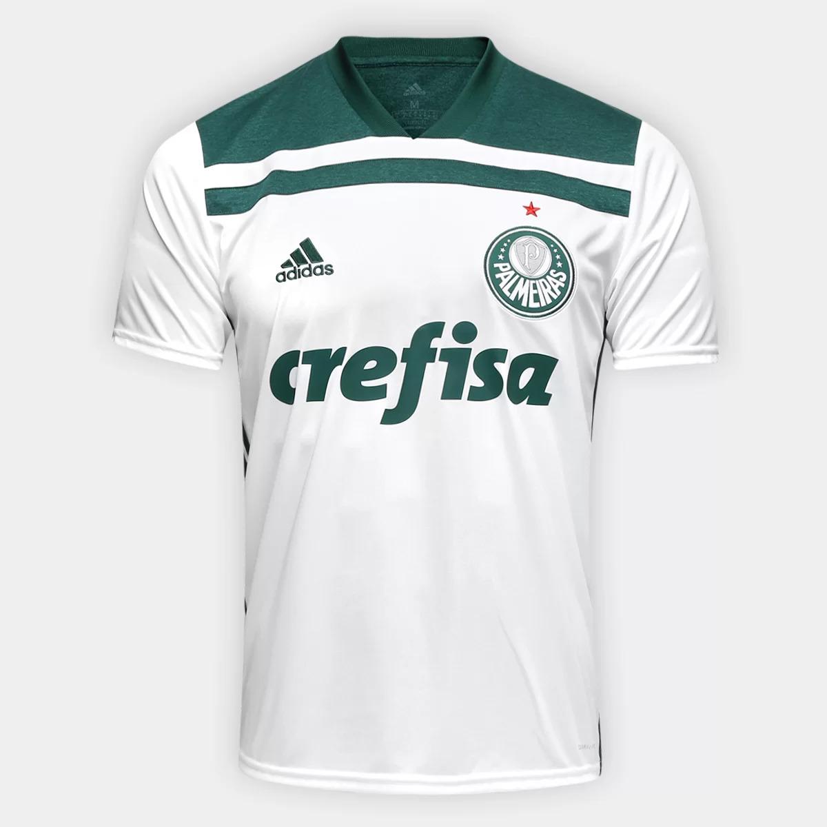 Camisa Palmeiras II 2018 Adidas