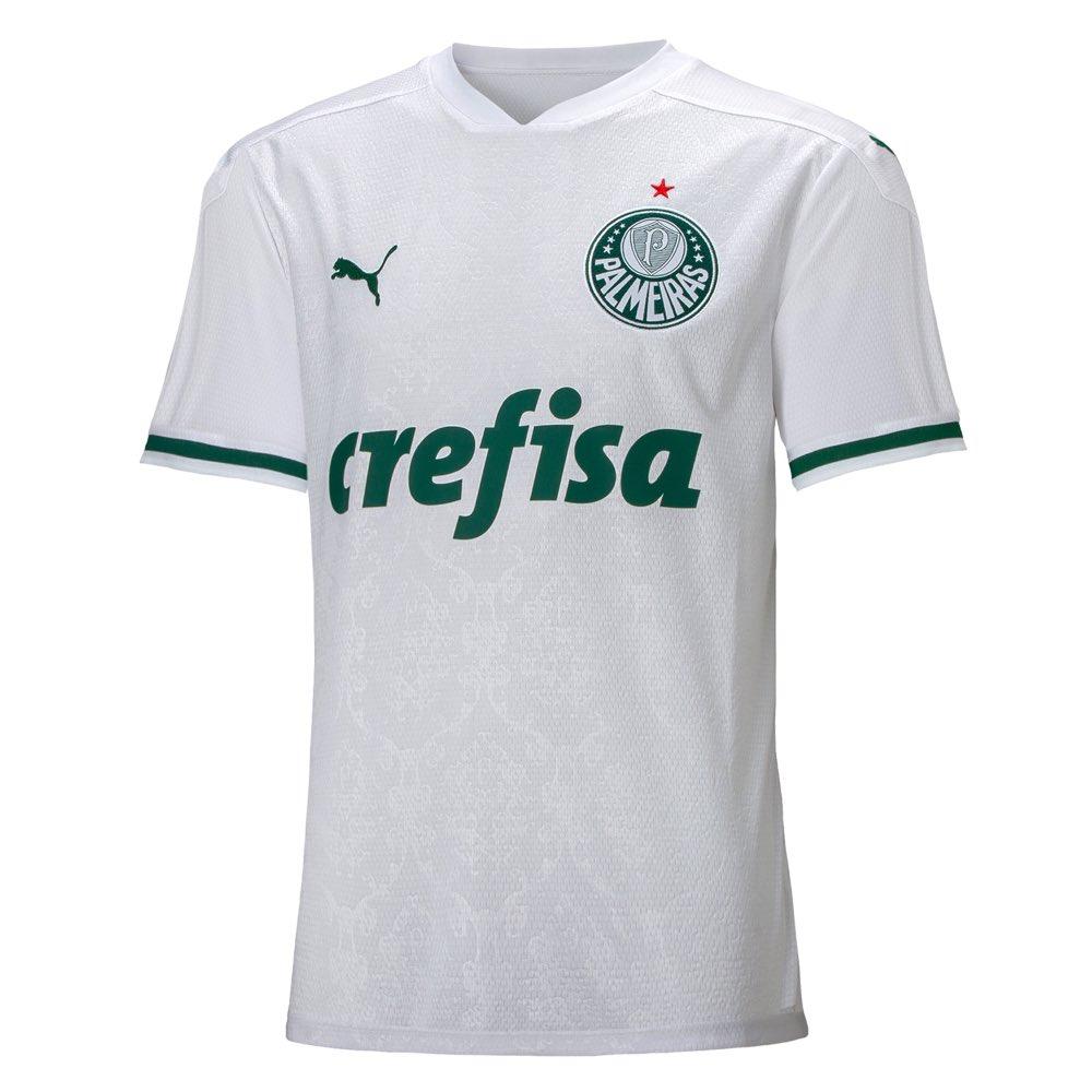 Camisa Palmeiras Of. II Puma 2020