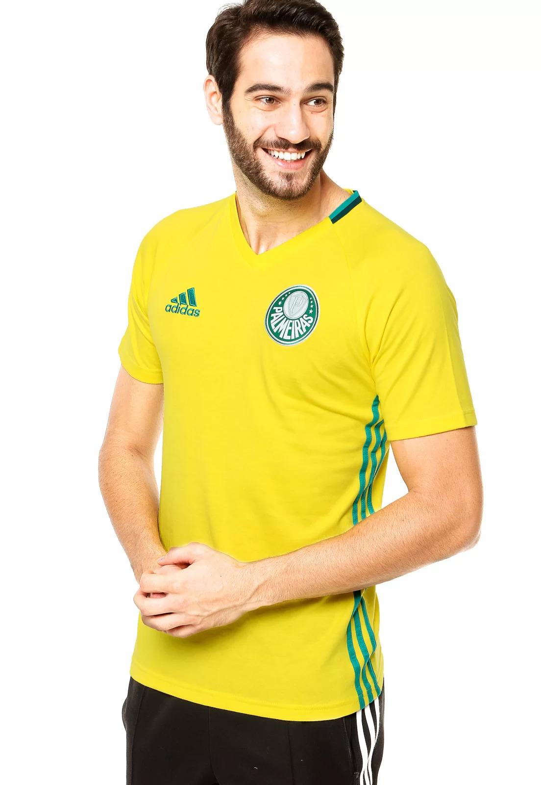 Camisa Palmeiras Viagem Adidas