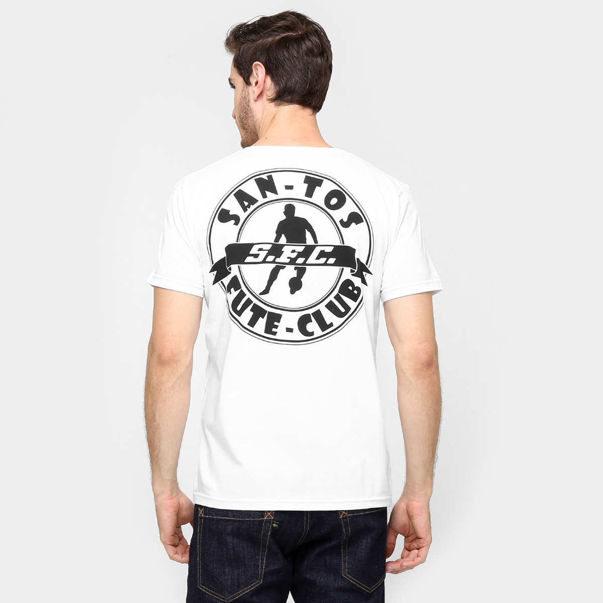 Camisa Santos simples 1904 MELEX