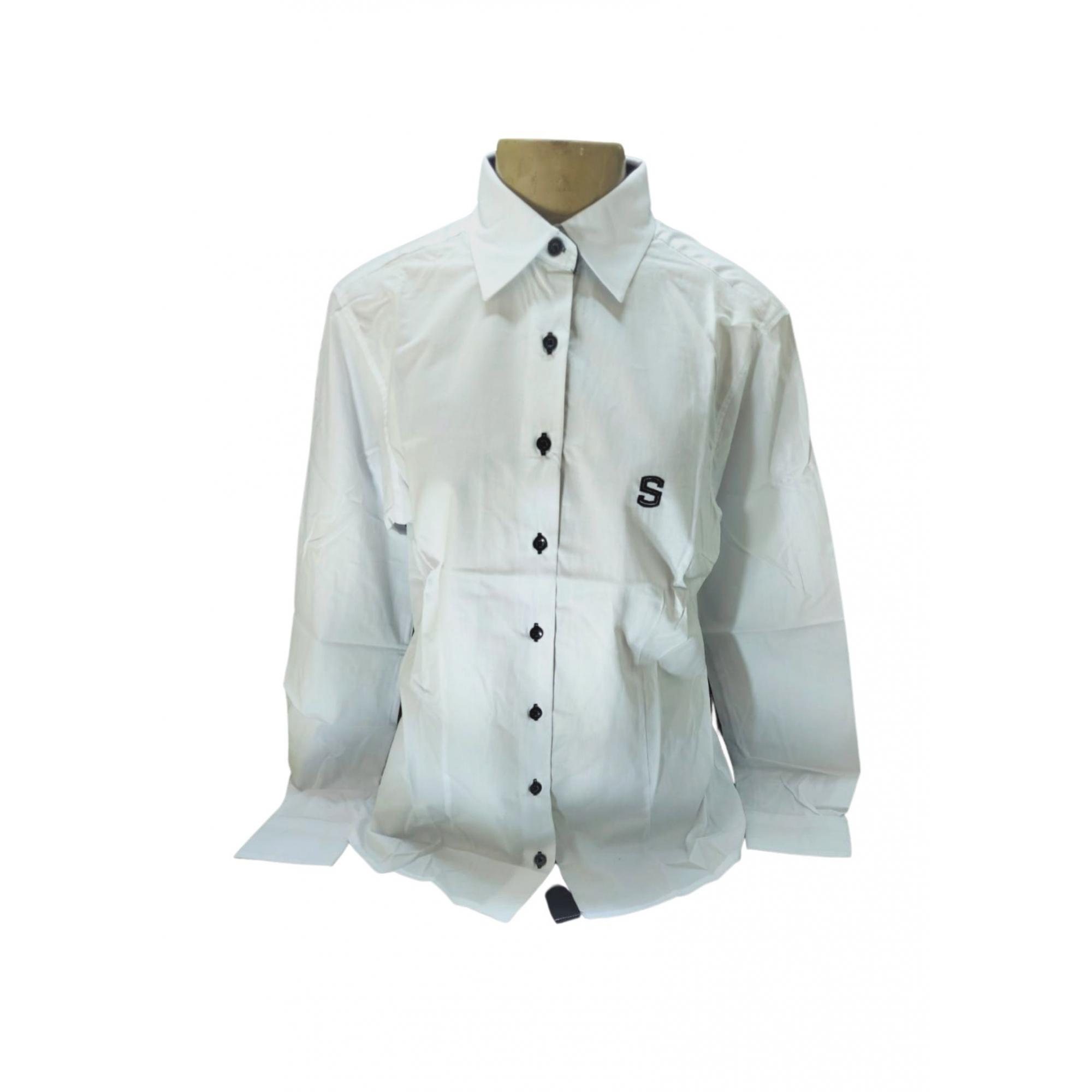 Camisa social Santos feminina