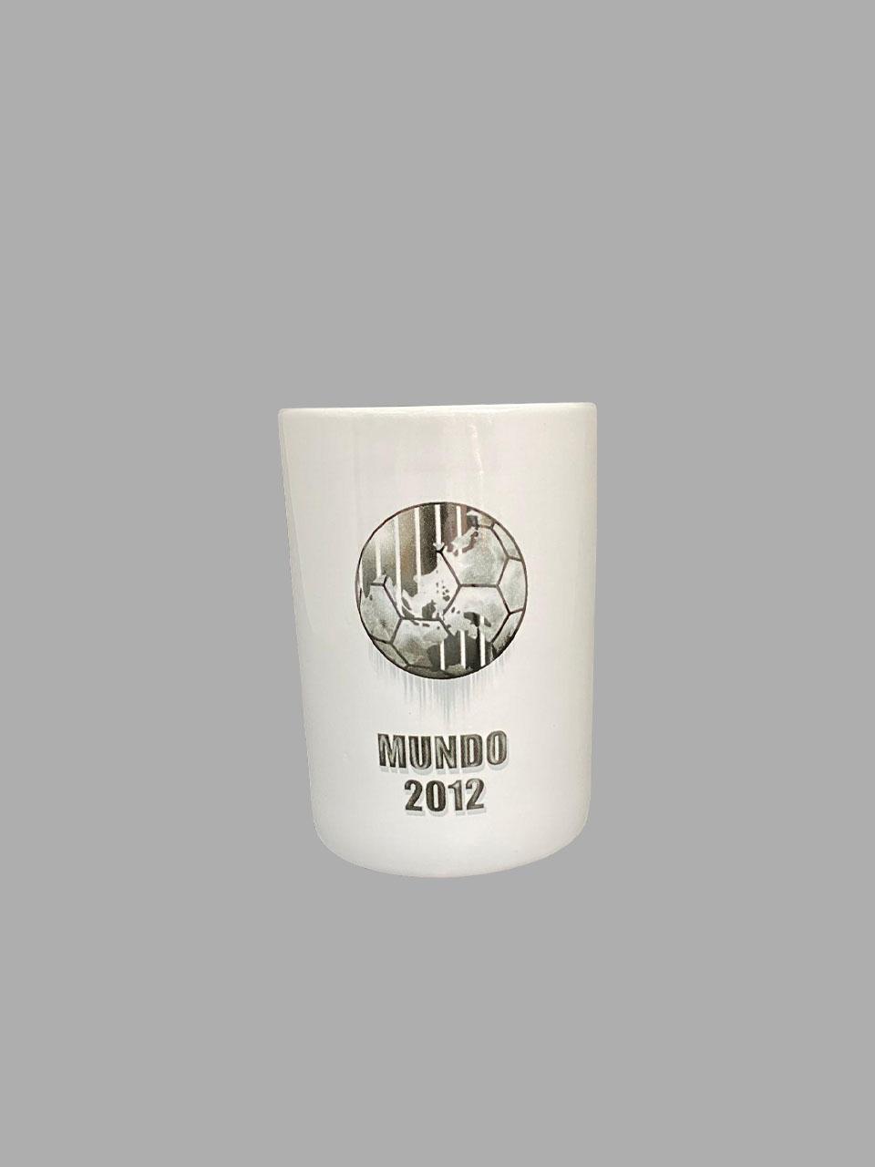 Caneca Corinthians Ceramica Mundo SPR