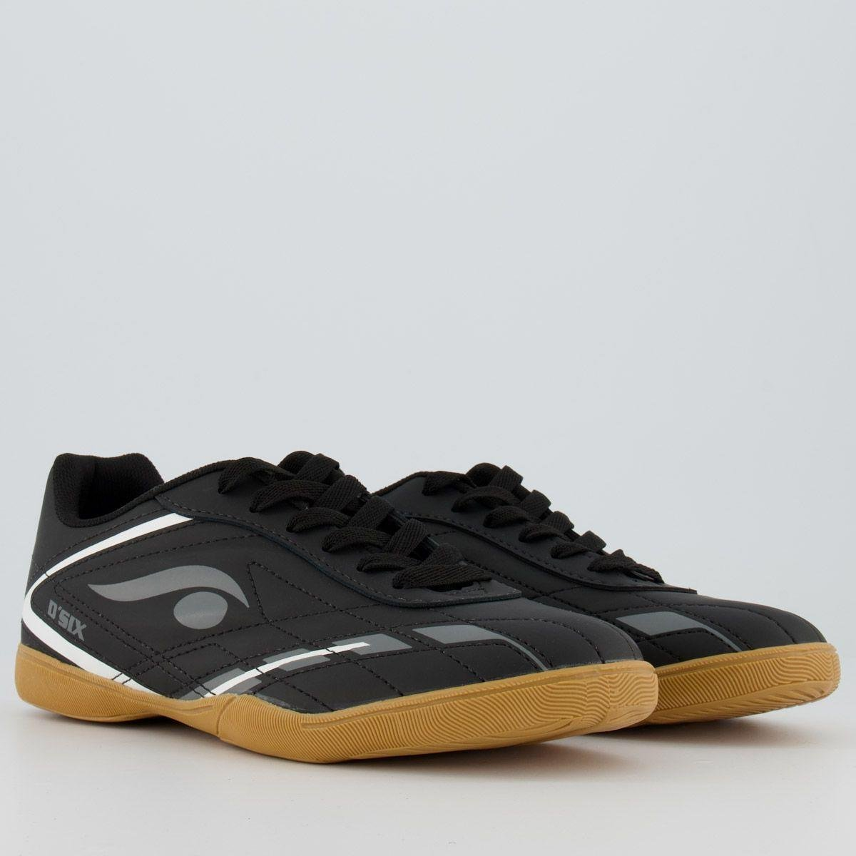 Chuteira Futsal Juvenil Dsix 62061010180