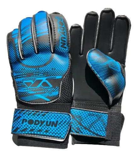 Luva de Goleiro Profissional Treino Atack Podyun - Azul