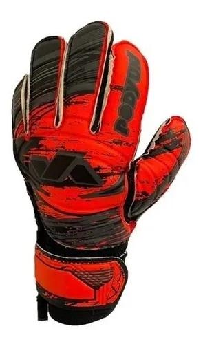 Luva de Goleiro Profissional Vollare Podyun - Vermelho-Preto
