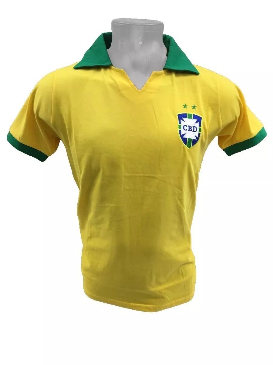Camisa Polo Brasil Retro 1952 AIS