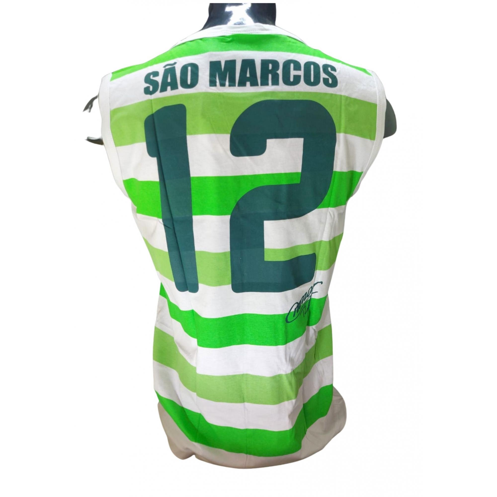 Regata Palmeiras Machão São Marcos