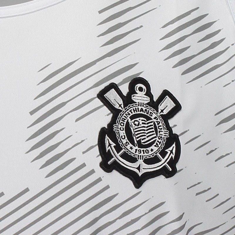 Regata Corinthians Silver SPR