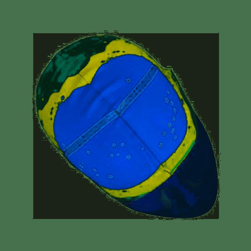 Touca de Natação Speedo Brasil Silicone