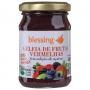 Geleia de Frutas Vermelhas Sem Açúcar Orgânica 180g - Blessing