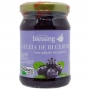 Geleia de Mirtilo Blueberry Sem Açúcar Orgânica 180g - Blessing