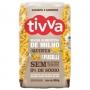 Macarrão Sem Glúten de Milho com Quinoa tipo Fusilli 500g - Tivva