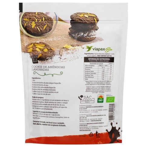 Achocolatado Orgânico 400g - Viapax Bio  - Raiz Nativa - Loja de Produtos Naturais e Orgânicos Online