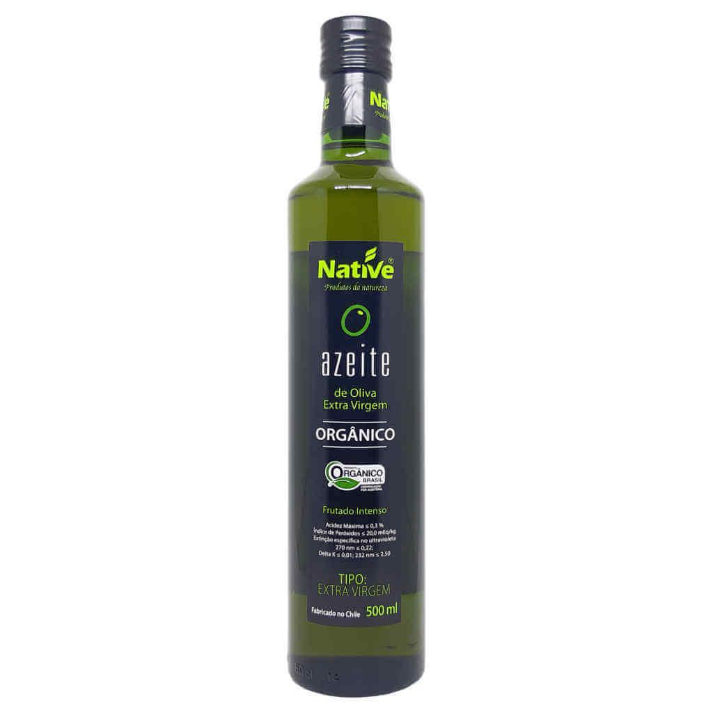 Azeite Orgânico 500ml - Native