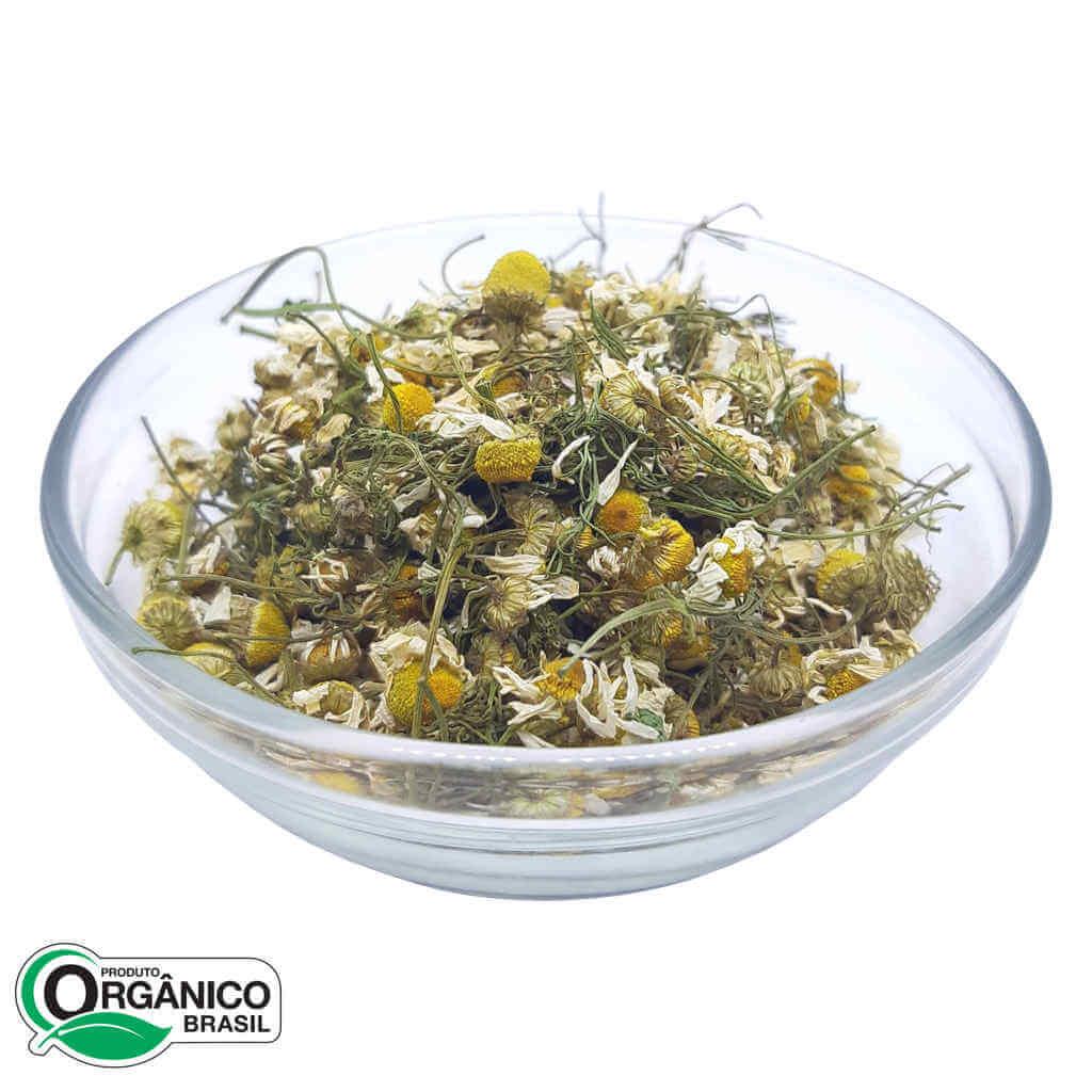 Chá de Camomila Orgânico 30g - Blessing (Kit c/ 2 unidades)  - Raiz Nativa - Loja de Produtos Naturais e Orgânicos Online