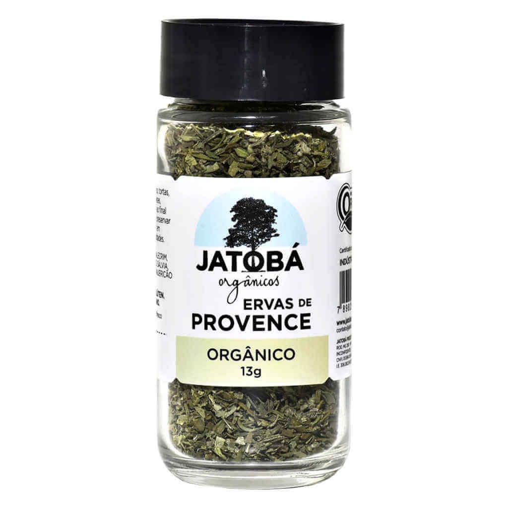 Ervas de Provence Orgânico 15g - Jatobá  - Raiz Nativa - Loja de Produtos Naturais e Orgânicos Online
