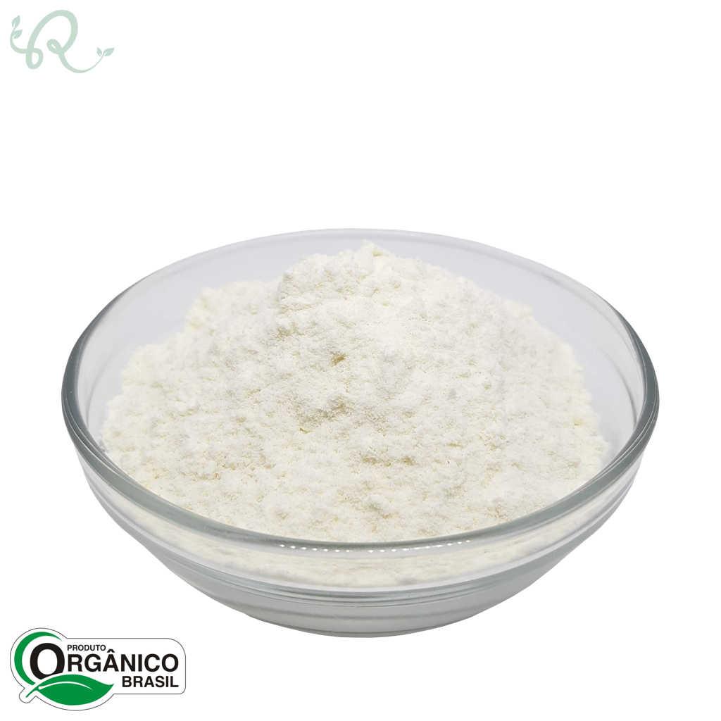 Farinha de Trigo Orgânica Branca 400g - Viapax Bio