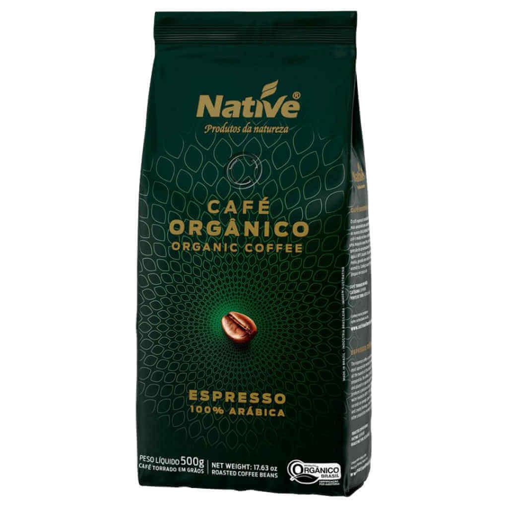 Kit Cafés Orgânicos Native - Grãos, Moído e Instantâneo