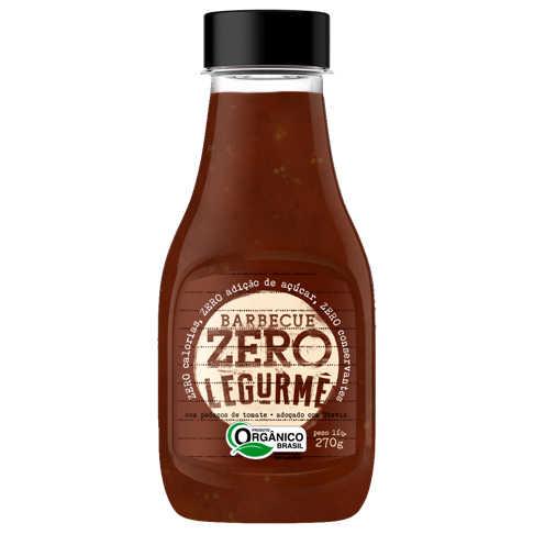 Molho Barbecue Pronto Zero Orgânico 270g - Legurmê  - Raiz Nativa - Loja de Produtos Naturais e Orgânicos Online