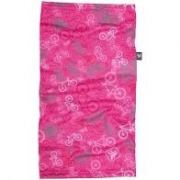 BANDANA FREE FORCE BICYCLE ROSA TAM. U