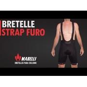 BRETELLE MARELLI L-1 STRAP FURO PRETO