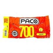 CAMARA 700X25C PACO 48MM PRESTA