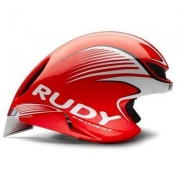 CAPACETE CICLISMO RUDY PROJECT WING57 VERMELHO FLUOR S/M