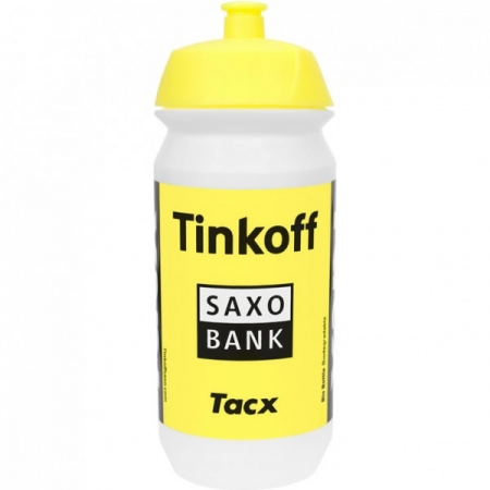 CARAMANHOLA TACX SHIVA 500ML PRO TEAM TINKOFF SAXO BANK