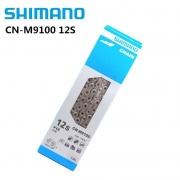 CORRENTE SHIMANO CN-M6100 DEORE 138L 12V C/ QUICK LINK
