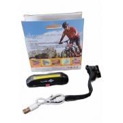 FAROL SINALIZADOR USB 100 LUMENS GB788