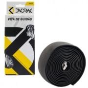 FITA DE GUIDAO ROAD DVORAK 30X1800MM HL-GR28-16 SILICONE PRETO