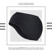 HEADBAND THERMOFLEX UP- PRETO