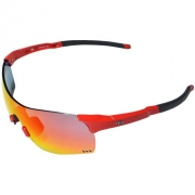 OCULOS HB QUAD F FIRE RED CHROME