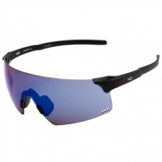OCULOS HB QUAD R MATTE BLACK BLUE CHROME