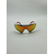 OCULOS HB SHIELD COMP 2.0 PEARLED WHITE RED CHROME