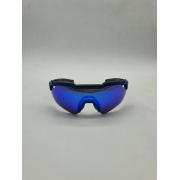 OCULOS HB SHIELD EVO 2.0 MATTE BLUE BLUE CHROME
