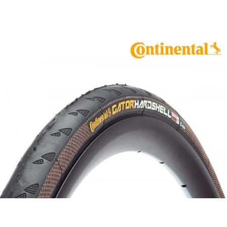 PNEU CONTINENTAL GRAND PRIX GATOR HARDSHELL 700 X 25 - PRETO/DURASKIN/DOBRAVEL