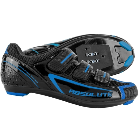 SAPATILHA SPEED ABSOLUTE NERO PRETO/AZUL