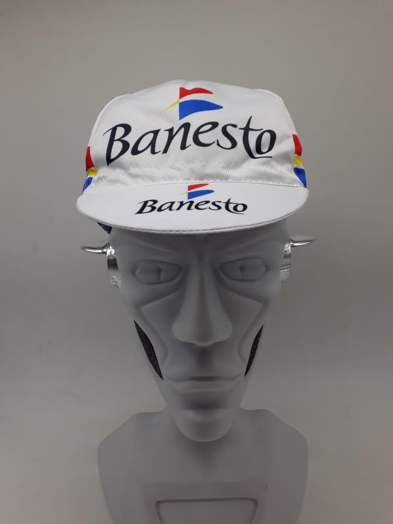 BONE DE CICLISMO BANESTO