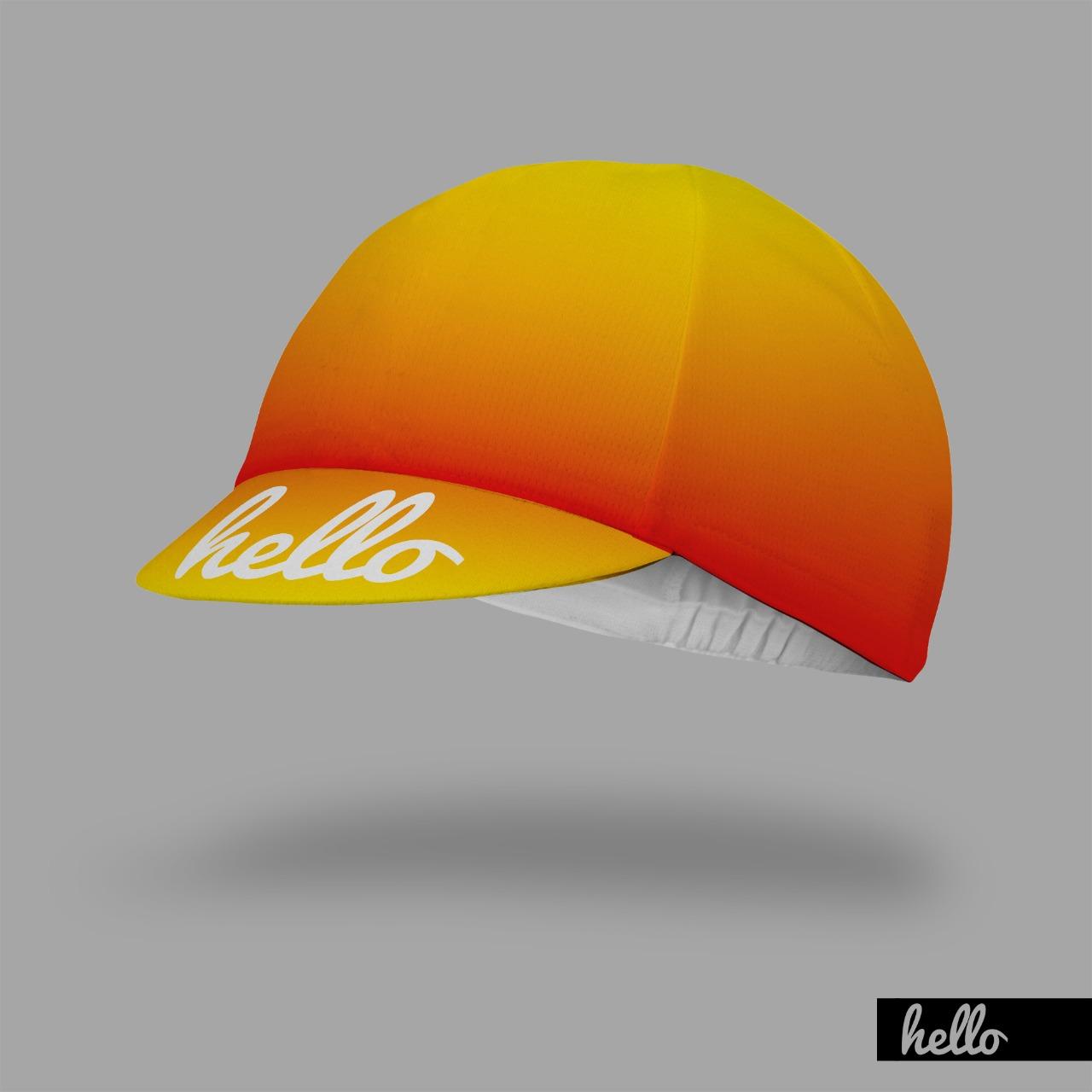 BONE DE CICLISMO HELLO GRAVEL IS THE FUTURE