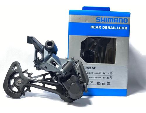 CAMBIO TRASEIRO SLX RD-M7100 SGS 12V